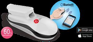 Máy đo đường huyết không đau GlucoGenius