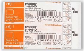 Miếng ốp dán IV3000 1-Hand